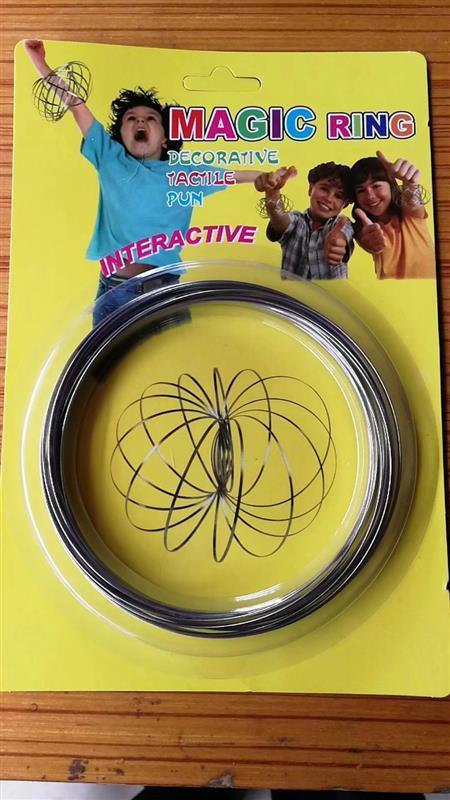不锈钢扁条编制手环、新型解压健身神器——不锈钢魔术手环