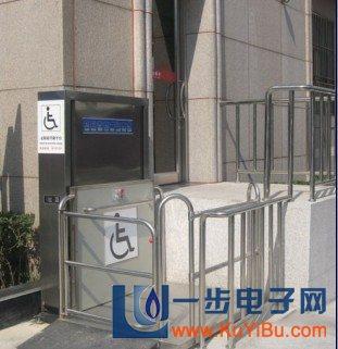 无障碍升降平台技术参数及功能-残疾人升降梯 供应垂直式残疾人升降梯